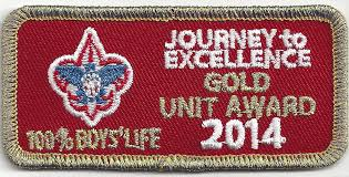 Journey to Excellence 2013 Gold Award Winner